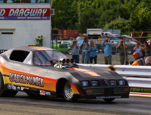 Island Dragway's Funny Car Throwdown